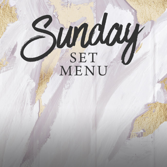 Sunday set menu at The Hand & Sceptre