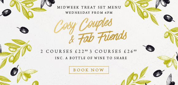 Midweek treat set menu at The Hand & Sceptre