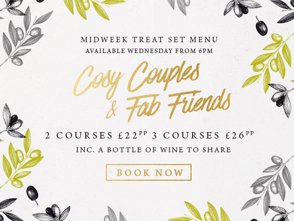 Midweek treat at The Hand & Sceptre - Book now